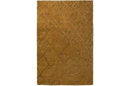 """5'x7'5"""" Rug-Nazca Lines Bronze"""