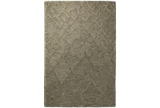 24X36 Rug-Nazca Lines Charcoal