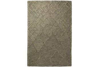 2'x3' Rug-Nazca Lines Charcoal