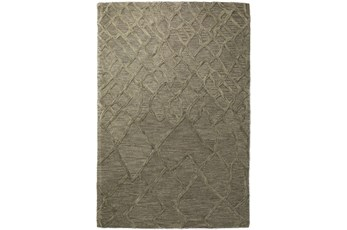 27X90 Runner Rug-Nazca Lines Charcoal