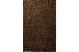 27X90 Runner Rug-Nazca Lines Chocolate