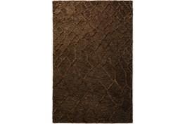 "5'x7'5"" Rug-Nazca Lines Chocolate"