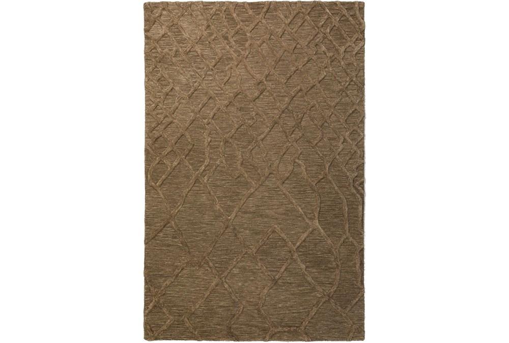 "5'x7'5"" Rug-Nazca Lines Mushroom"