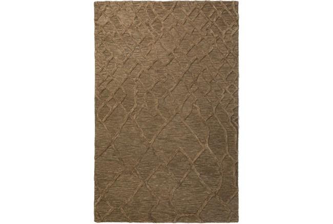 "5'x7'5"" Rug-Nazca Lines Mushroom - 360"