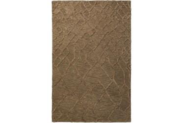 8'x10' Rug-Nazca Lines Mushroom