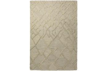 60X90 Rug-Nazca Lines Silver