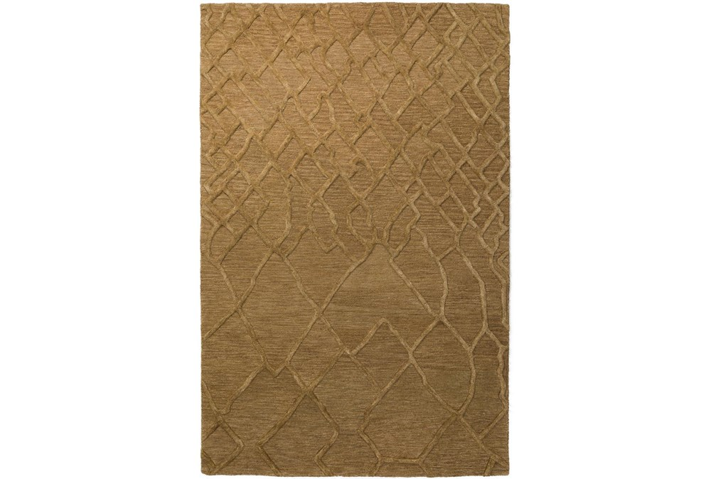 24X36 Rug-Nazca Lines Walnut