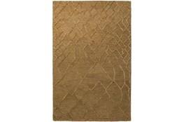 2'x3' Rug-Nazca Lines Walnut