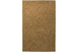 """3'5""""x5'5"""" Rug-Nazca Lines Walnut"""