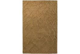 """5'x7'5"""" Rug-Nazca Lines Walnut"""