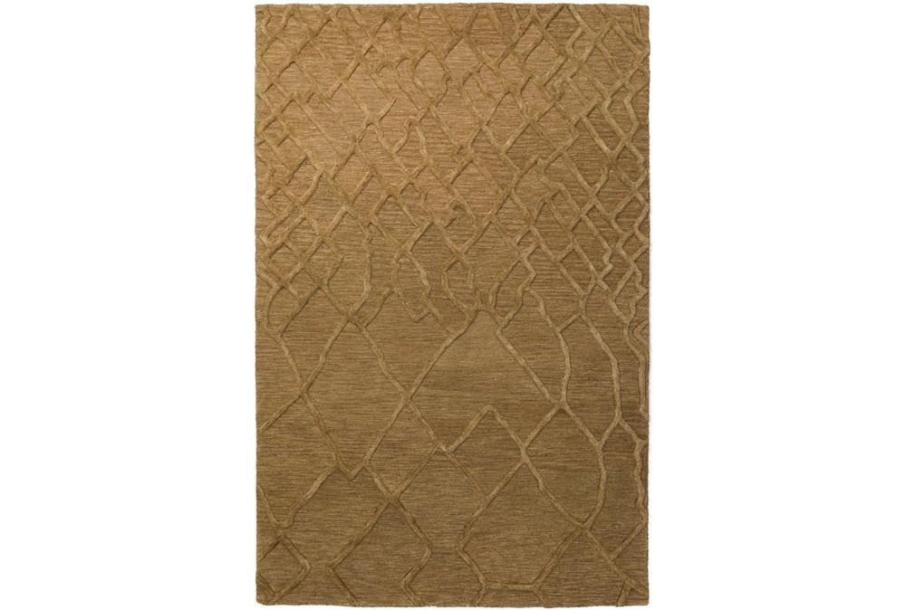 9'x13' Rug-Nazca Lines Walnut