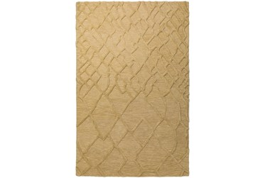 "3'5""x5'5"" Rug-Nazca Lines Wheat"