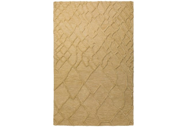 108X156 Rug-Nazca Lines Wheat - 360