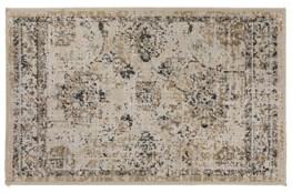 """1'7""""x2'5"""" Rug-Seville Vintage Linen"""