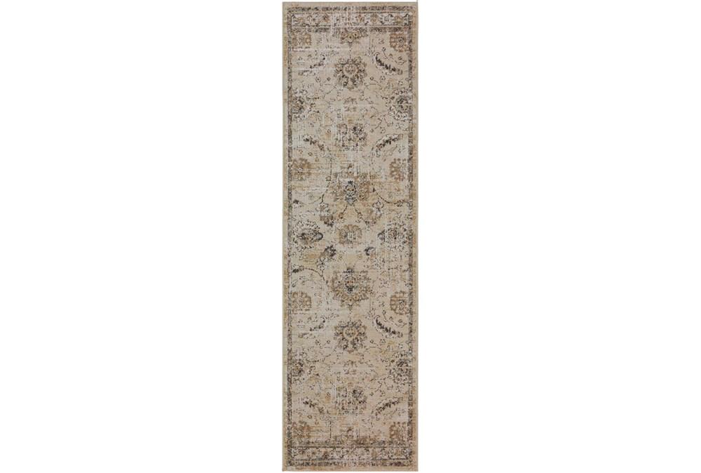 27X89 Runner Rug-Seville Vintage Linen