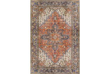 """3'3""""x5'3"""" Rug-Sterling Distressed Copper"""