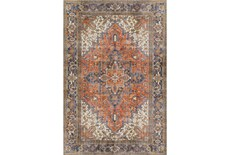 "5'x7'6"" Rug-Sterling Distressed Copper"