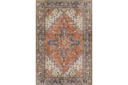 "7'8""x9'8"" Rug-Sterling Distressed Copper"