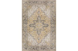 "1'7""x2'5"" Rug-Sterling Distressed Gold"