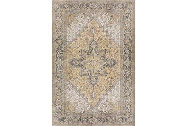 """1'7""""x2'5"""" Rug-Sterling Distressed Gold"""