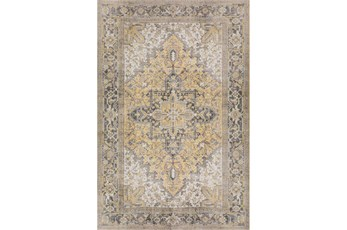 60X91 Rug-Sterling Distressed Gold