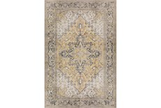 "8'5""x12'7"" Rug-Sterling Distressed Gold"