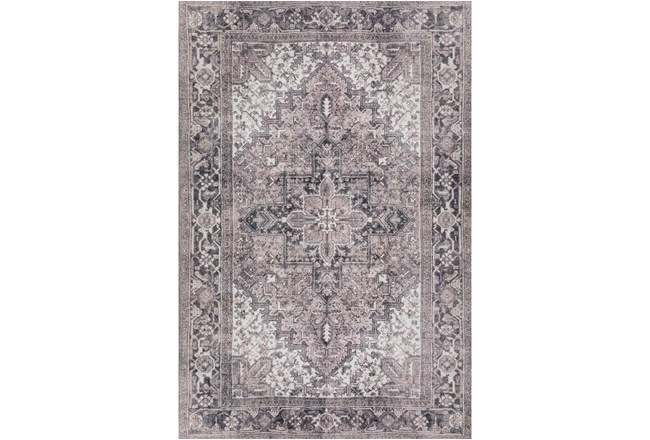 27X91 Runner Rug-Sterling Distressed Taupe - 360