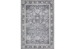 """2'3""""x7'6"""" Runner Rug-Sterling Distressed Dove"""