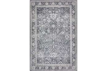 """Cl Rug-3'3""""X5'3"""" Sterling Distressed Dove"""