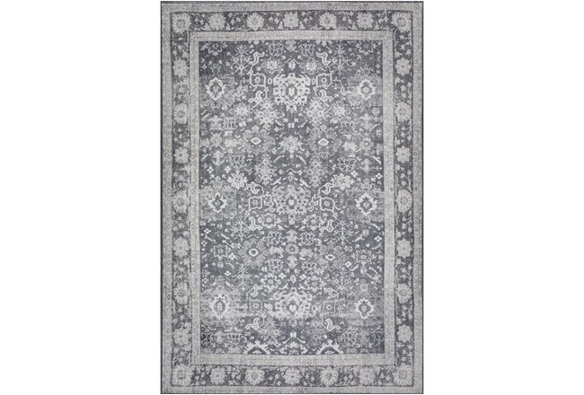 102X153 Rug-Sterling Distressed Dove - 360