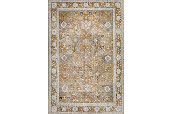 94X118 Rug-Sterling Distressed Walnut