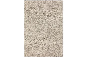 8'x10' Rug-Vedara Diamonds Chooclate