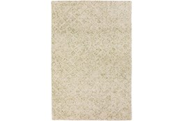 42X66 Rug-Vedara Diamonds Lime