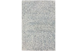2'x3' Rug-Vedara Diamonds Navy
