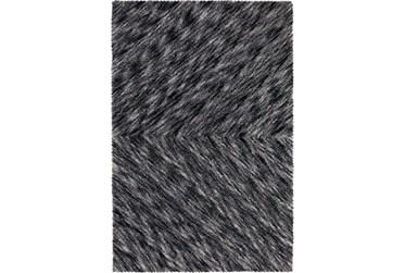 8'x10' Rug-Karash Lines Midnight