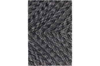 108X156 Rug-Karash Lines Midnight