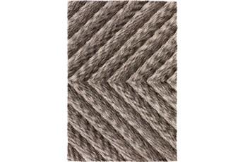 60X90 Rug-Karash Lines Taupe