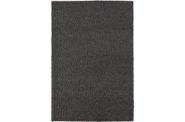 """5'x7'5"""" Rug-Kallan Textures Charcoal"""