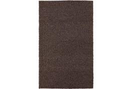 9'x13' Rug-Kallan Textures Chocolate