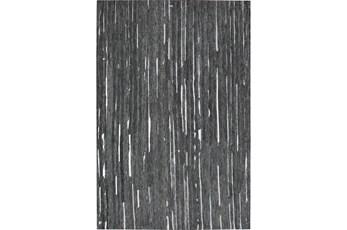 96X120 Rug-Stargaze Black