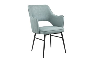 Light Blue Dining Side Chair