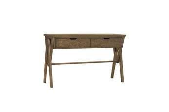 "Modern Two Drawer 51"" Console Table"