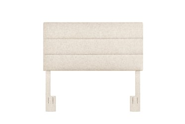 Eastern King/Cal King Doe Horizontal Channel Upholstered Headboard