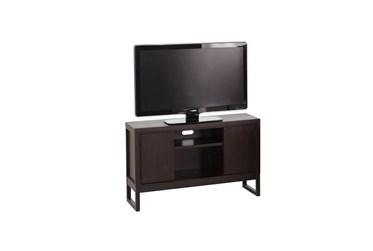 Chocolate 50 Inch 2 Door Tv Stand