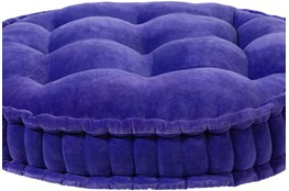 Accent Pillow-Violet Velvet 30X30