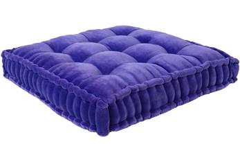 Accent Pillow-Violet Velvet 30X30