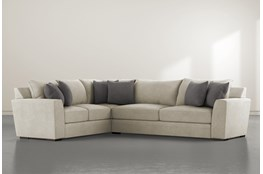 "Delano Thrillist 2 Piece 125"" Sectional With Right Arm Facing Sofa"