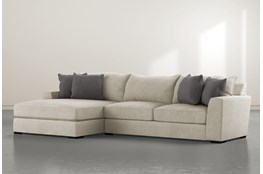 "Delano Thrillist 2 Piece 136"" Sectional With Left Arm Facing Chaise"
