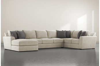 "Delano Thrillist 3 Piece 169"" Sectional With Left Arm Facing Chaise"