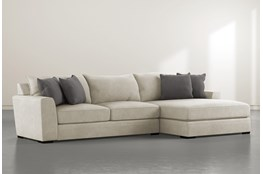 "Delano Thrillist 2 Piece 125"" Sectional With Right Arm Facing Chaise"
